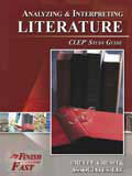 analyzing and interpreting literautre CLEP study guide